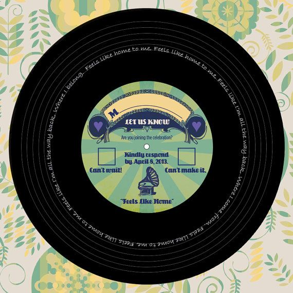 18 best neil diamond party images on pinterest diamond party vinyl record printable invitation and rsvp for by hydraulicgraphix stopboris Gallery