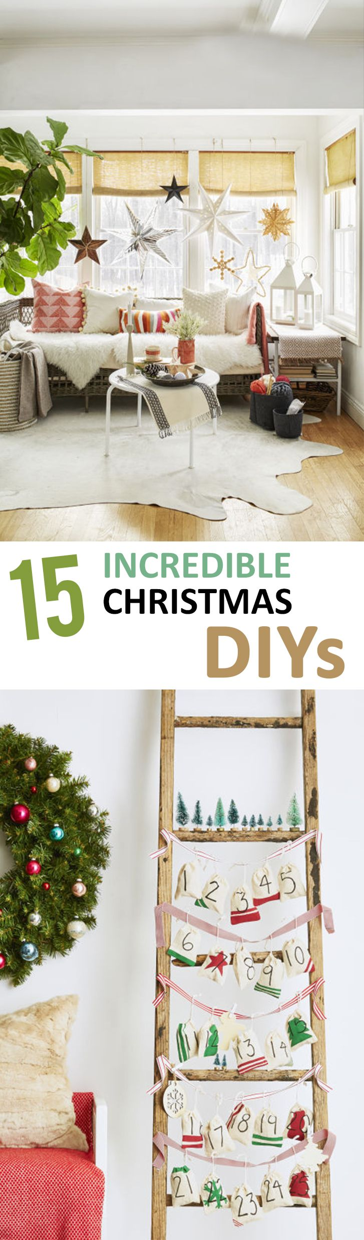 10544 best holiday fun images on pinterest popular pins 15 incredible christmas diys solutioingenieria Choice Image