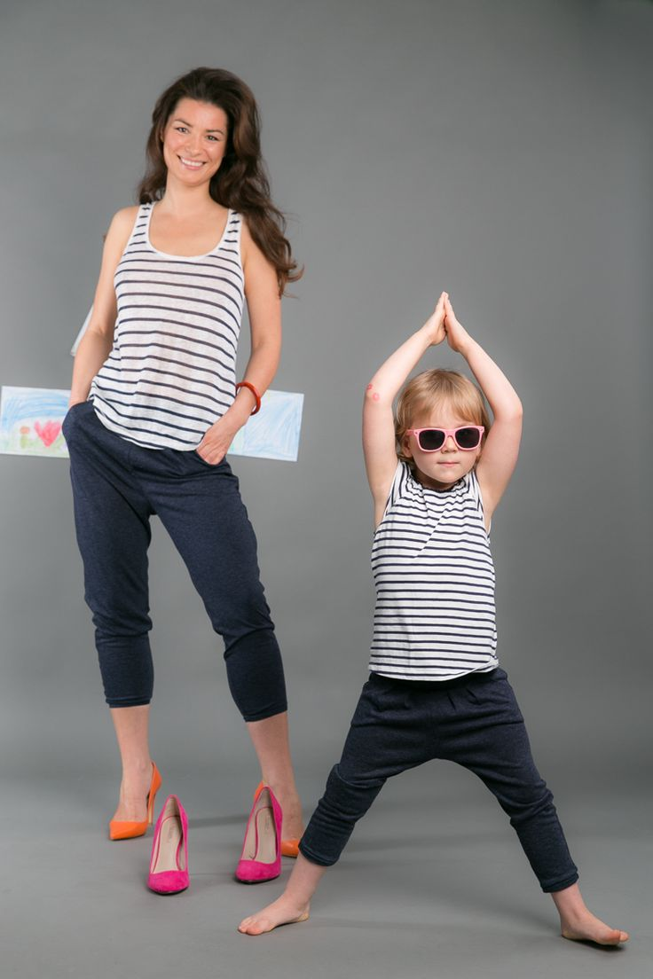 SET FOR MOM AND CHILD Set of comfortable and fits all hipsters, downwardly tapared #fashion #pants #mom #mother #doughter #child #the same wear #poland #polska #polish #kids #kidsfashion #woman #womanfashion #trousers #momanddoughter #motheranddoughter    http://www.thesame.eu/kategoria/takie-same-spodnie-i-szorty/spodnie-melange-set