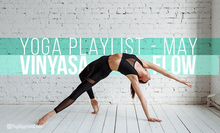 It's always an amazing feeling to practice to a killer yoga playlist, which is why we've teamed up with our friend DJ Amberdehn.
