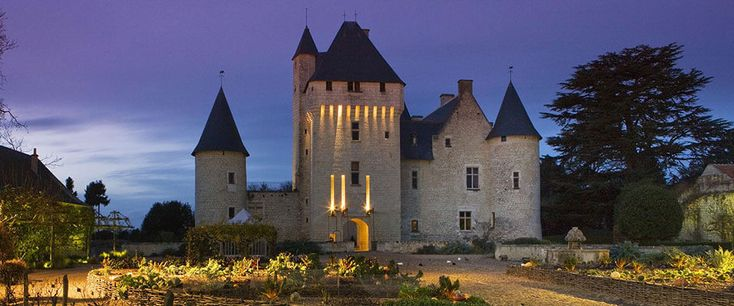 Chateau de Rivau