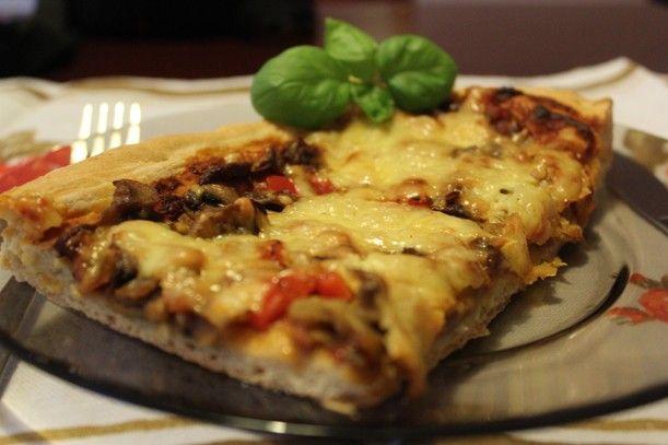Super przepis na pizze