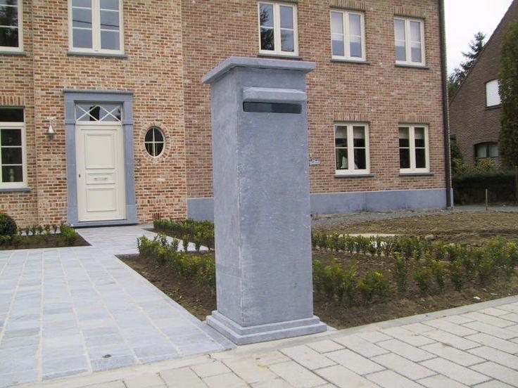 Terras natuursteen google zoeken huis buitenkant pinterest search - Foto buitenkant terras ...