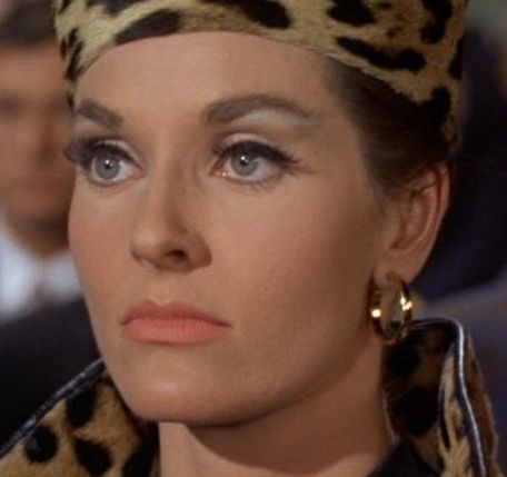 Lee Meriwether Catwoman 1966   mkp , hair , nails & such ...