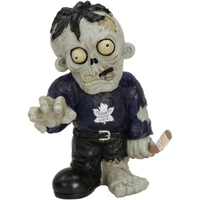 Toronto Maple Leafs 2014 Winter Classic Resin Zombie Figurine