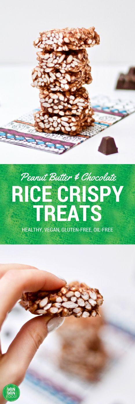 59 best Vegan Baking - Bars & Slices - Rice Crispies images on ...