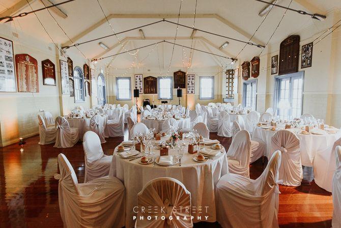 Wedding Freshwater SLSC Reception