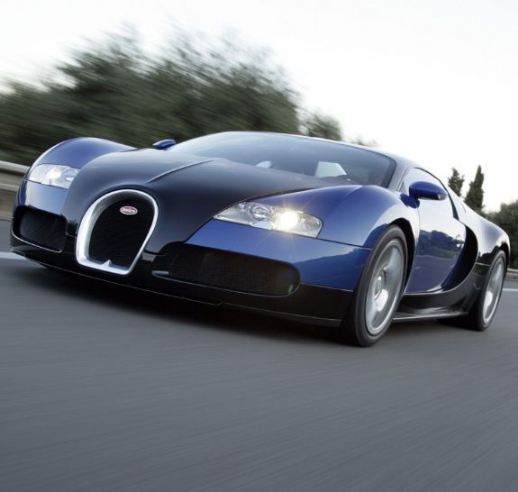Bugatti-Veyron 0-60mph In 2.4 Seconds, The Fastest Road