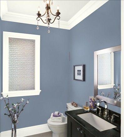 Bathroom w Oxford Gray