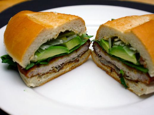 BEST SANDWICH EVER - Spicy Tortas de Milanesa
