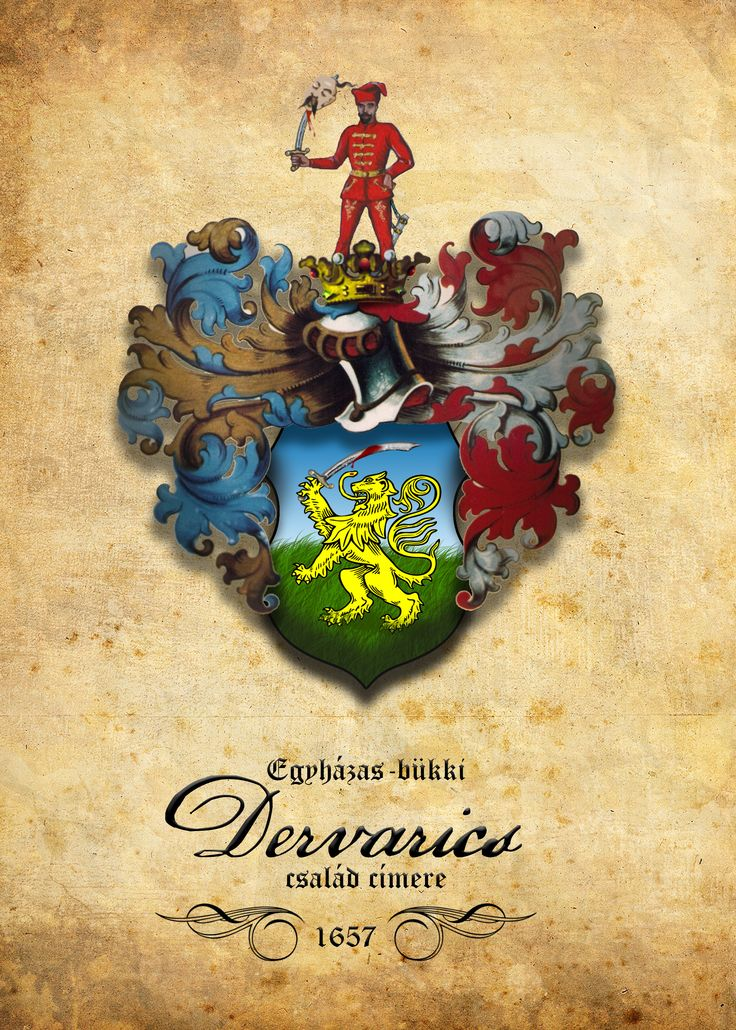 """Coat of Arms"" of my ancestors!"