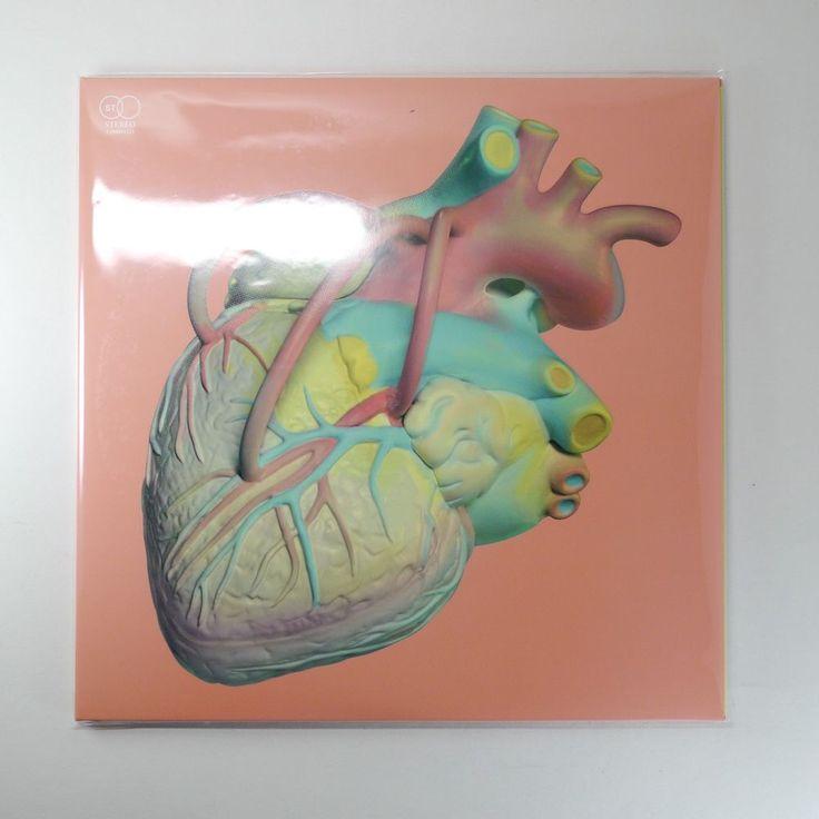 Kiha & the Faces -Human Mind Vinyl [Limited Edition, Gatefold, 2LP] K-Indie Rock #BritpopPunkNewWave