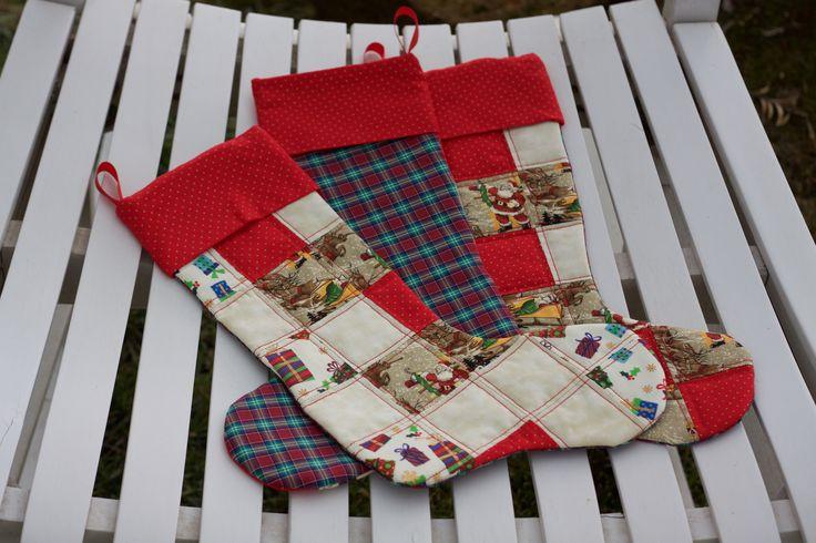 Christmas boot / Avvio di Natale