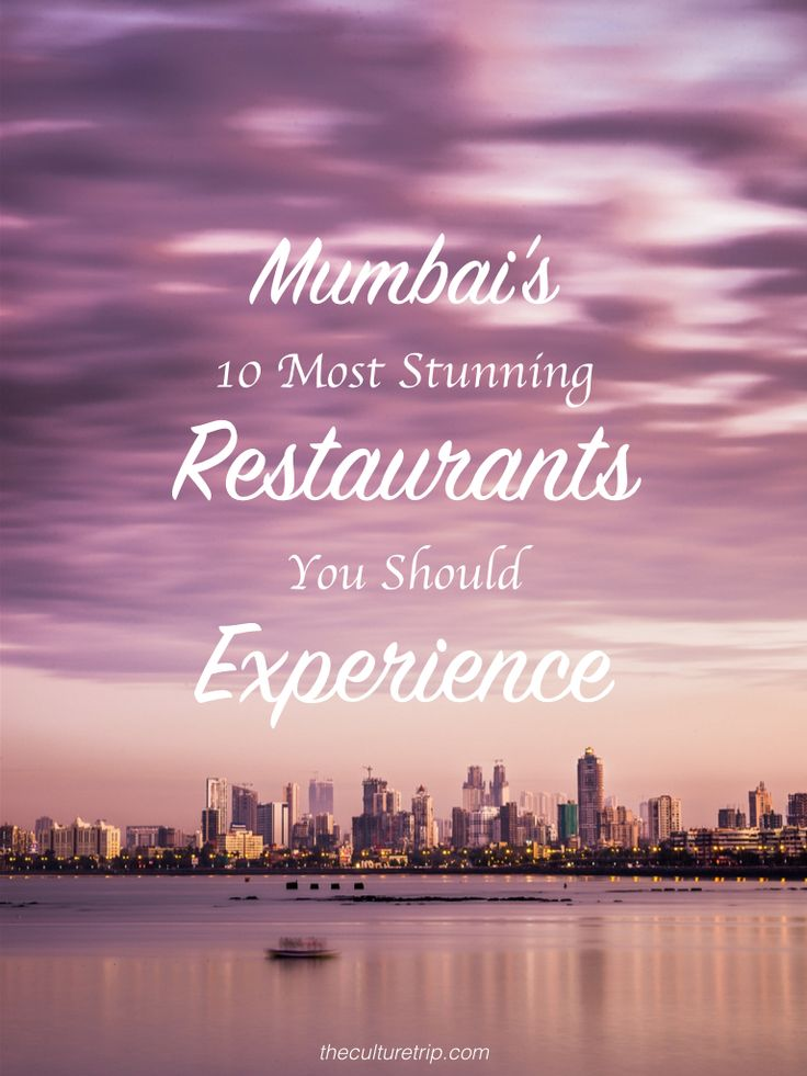In a city where the bustle of life occurs at a sprightly pace, it is necessary to have somewhere in which, for a brief space of time, locals and visitors to Mumbai can relax. We discover more about ten restaurants offering high-quality cuisine and beautiful aesthetics in Mumbai.