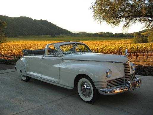Packard Wine Country Tours