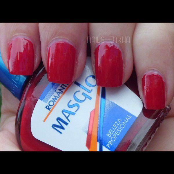 Romántica Ilbelheza / Maglo /3º Encuentro Beauty Asturias #masglo #ilbelheza #nails #notd #manicure #nailart #polish #nailspolish #nailartadict #cutepolish #cool #fashion #nailideas #manicura #esmalte #uñas #unhas #nailsporn #blog #blogguer