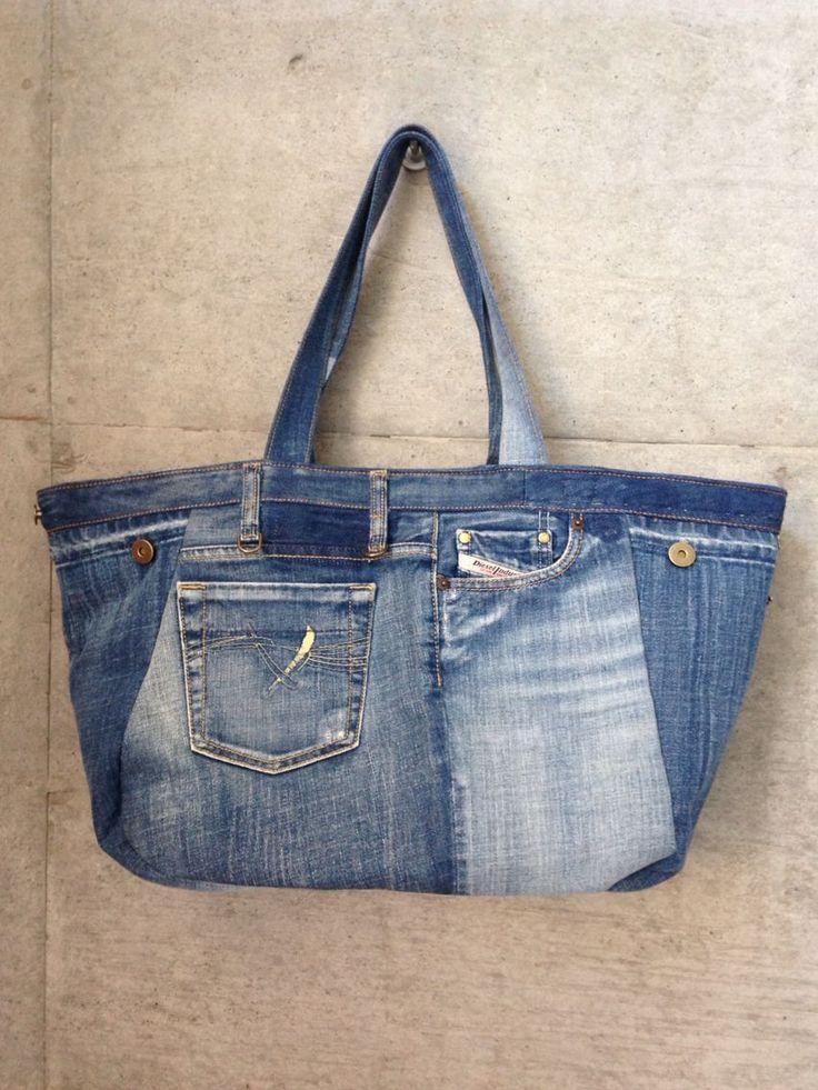1283 besten jeans recycling bilder auf pinterest handtaschen denim tasche und jeans tasche. Black Bedroom Furniture Sets. Home Design Ideas