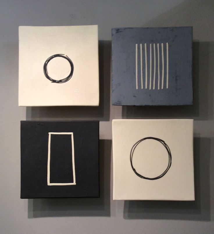 Black and White and Gray 1 by Lori Katz (Ceramic Wall Art) | Artful Home