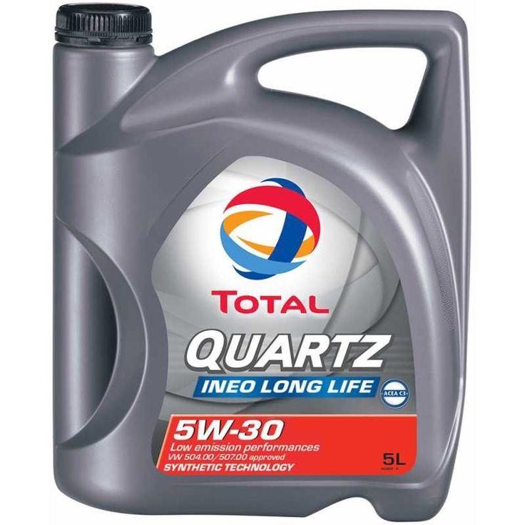 TOTAL QUARTZ INEO LONG LIFE 504/507 5W30 5L - Моторни масла Boost