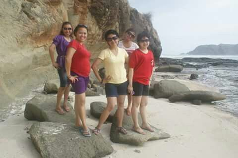 Lovely vacation.with the lovely gank