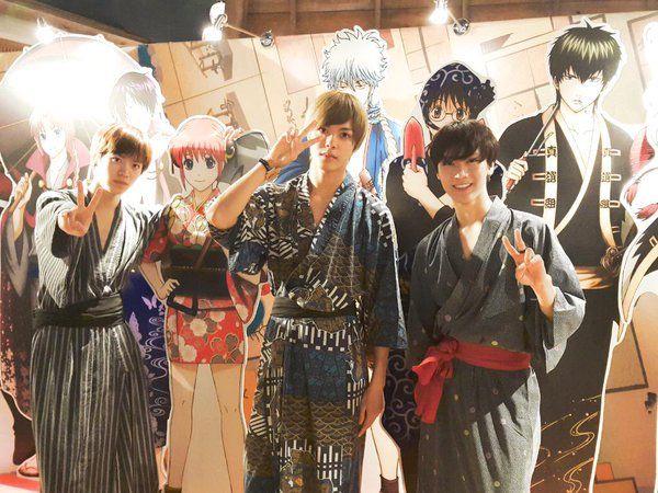 [2015.07.07] 꺄~ 온천이닷! みんなで温泉に来ました♥ #TAEYONG #JOHNNY #HANSOL #YUTA #TE