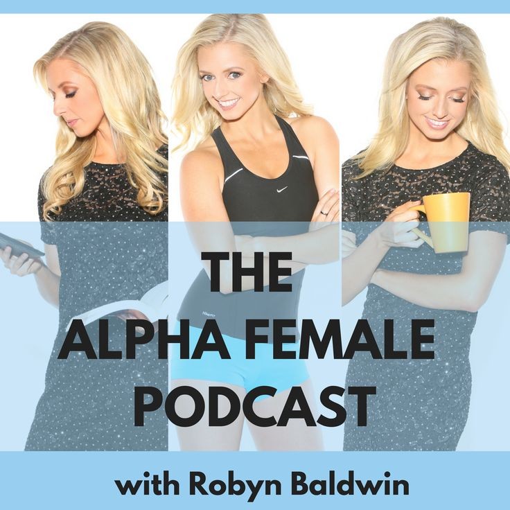 The Alpha Female Podcast is a weekly podcast designed to inspire you to live like an Alpha Female.  Subscribe in iTunes: https://itunes.apple.com/ca/podcast/alpha-female-podcast-robyn/id1071730777