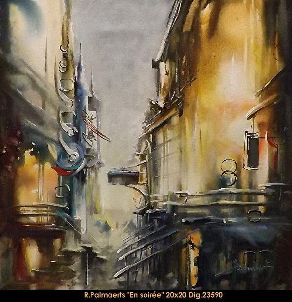 Original multimedium painting on canevas by Roland Palmaerts #Palmaerts #art #CanadianArt #originalartwork #mixtmedia #quebecartist #street #contemporaryart #fineart #balcondart #multiartltee