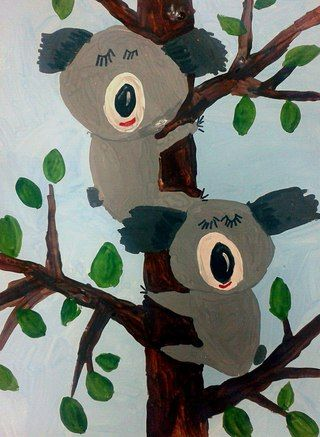 Kids art project - Рисуем с детьми!