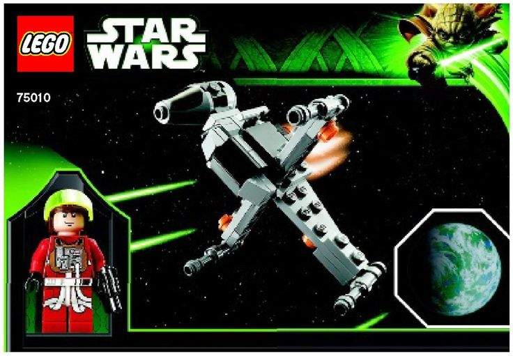Lego Set 6208 Instructions
