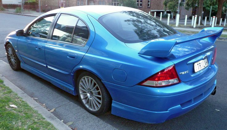 2001 - 2002 FTE (Ford Tickford Engineering) T3 TE50