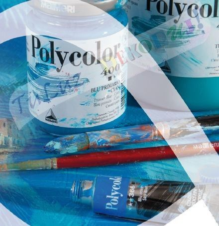 Farby akrylowe Maimeri Polycolor
