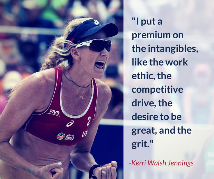 Kerri Walsh Jennings reflects on what it takes to pick a teammate | Getty Images