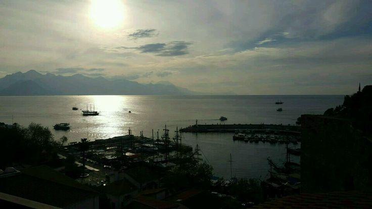 Marina, Kaleiçi, Antalya
