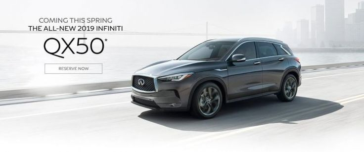 New Infiniti QX50 Sees Design Changes and VC-Turbo Engine