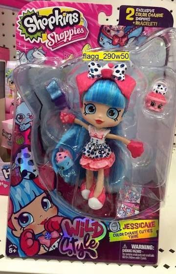 shoppies dolls