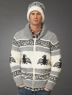 cowichan sweater beth brown reinsel - Google Search
