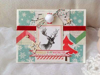 Amiche di Scrap: sfida Card #3 - Alexandra Special Guest Designer