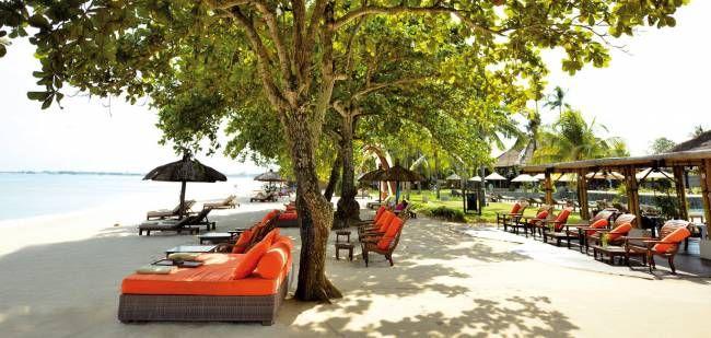 """Удивительный курорт Джимбаран на Бали   """"Secret worlds"""""""