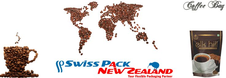SwissPack #NewZealand is amongst the leading manufacturers and suppliers of high barrier #coffeepackagingbags worldwide.  http://www.swisspack.co.nz/coffee-bags/