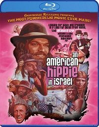 ORDER BLU-RAY Prior to this disc release, I had never heard ofAn American Hippie in Israel, but being something of a fan of counterculture cinema, I was curious to see what it was about this film ...