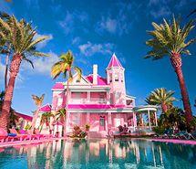17 Best Images About Pink Beachhouse On Pinterest Villas