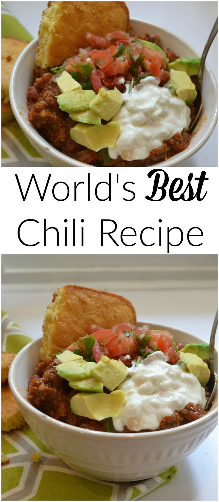 This is hands down the world's best chili recipe. It is great for Whole 30, clean eating, low carb diets, weight watchers and more.  www.momswithoutanswers.com