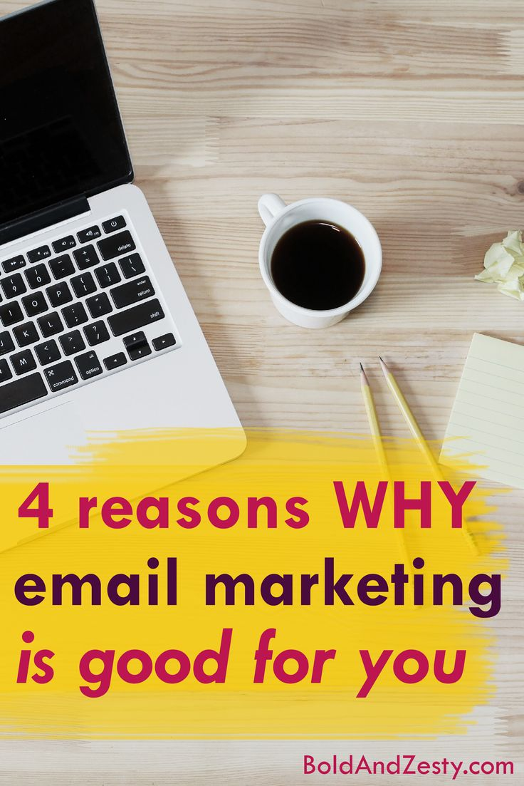 Have you been wondering what's all that buzz around email list and email marketing is about? These article makes one thing clear: Email Marketing can transform your business. Read 4 reasons why.