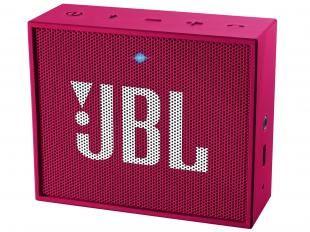 Caixa de Som Portátil JBL GO 3W - com Bluetooth 4.1