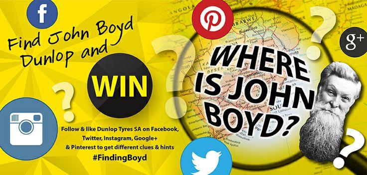 #FindingBoyd