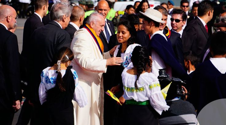En el Vaticano todos rezan por los frutos del segundo viaje apostólico del Papa Francisco a América Latina pero una persona vive estos días de modo especialmente intenso. Se trata de la religiosa Andrea Romero Saltos, la única mujer ecuatoriana que trabaja en la Santa Sede.