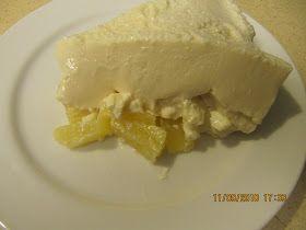 Mmmmmm, receta de gelatina de piña y queso crema. NOM.