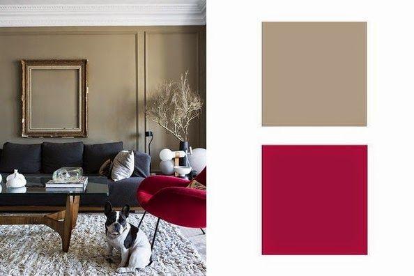 Красивый дом: Палитры красок