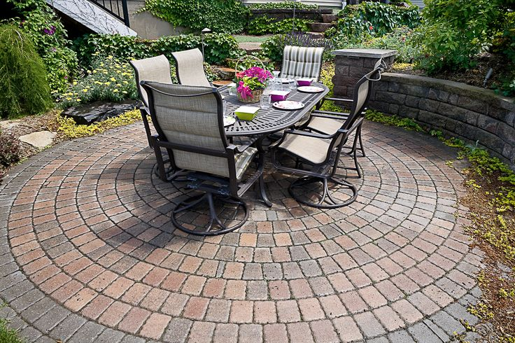 Start the Plans for Your Stunning Brick Patio Now for Spring Installation. Getting your plan completed in the fall and winter months will put you one step ahead in the Spring to completing your perfect landscape!