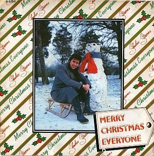Shakin' Stevens - Merry Christmas Everyone. My first xmas record from Santa.